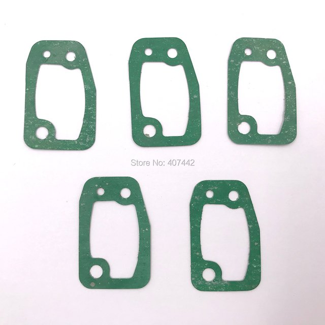 5PCS Chainsaw Manifold Intake Pipe Gasket for Husq 61 66 162 266 268 272 Tool Parts Replace