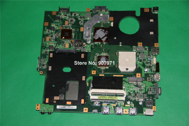 For Asus N60DP 60-NWKMB1000 Laptop Motherboard Fully Tested Work Perfect