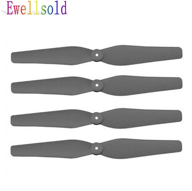 Ewellsold X8 X8C X8W X8G RC quadcopter RC drone spare parts main blades/propellers 2sets=8pcs Free shipping
