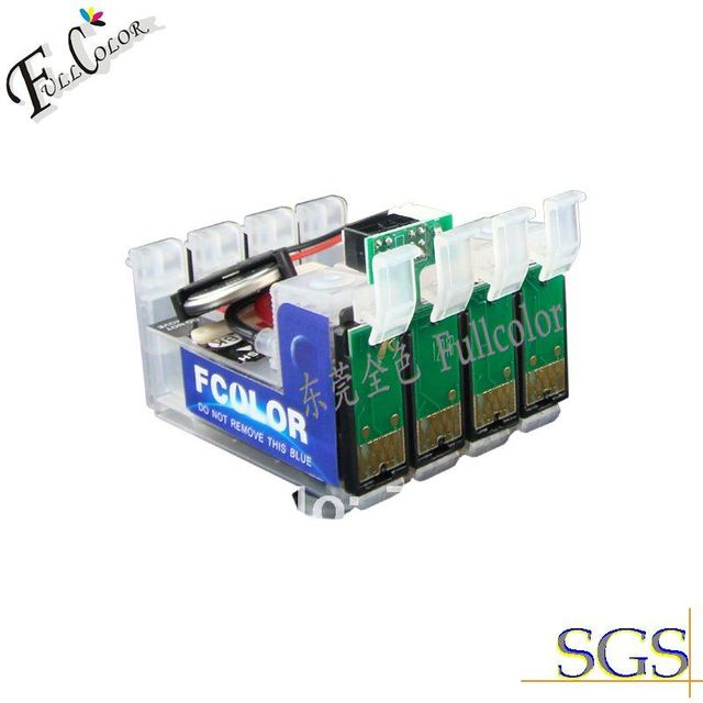 20set a lot  T1281 CISS chip  ARC chip  for epson inkjet chip