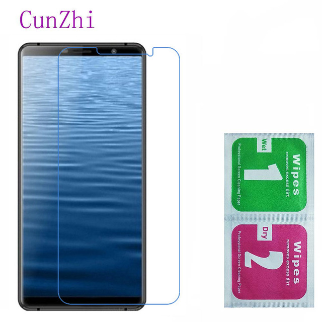 Soft Ultra Protective Film For Bluboo S3 Nano coated Explosion proof HD Tempered Screen Protector 2PCS