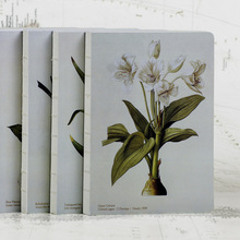 220 pages Classic Lily series Notebook paper Diary Book Sketch Book Chrismas Gift