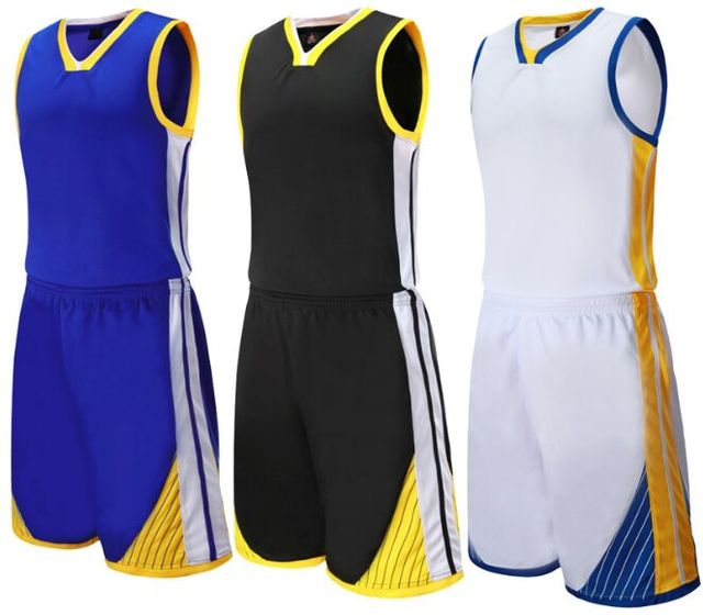 Men Custom Basketball Jersey , Basketball Uniforms Sleeveless Shirt, Basketball Sets Plus Size Yellow , Can Printing Name Number