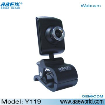 webcam,pc camera,Y119USB2.0, ,pc webcam factory price!