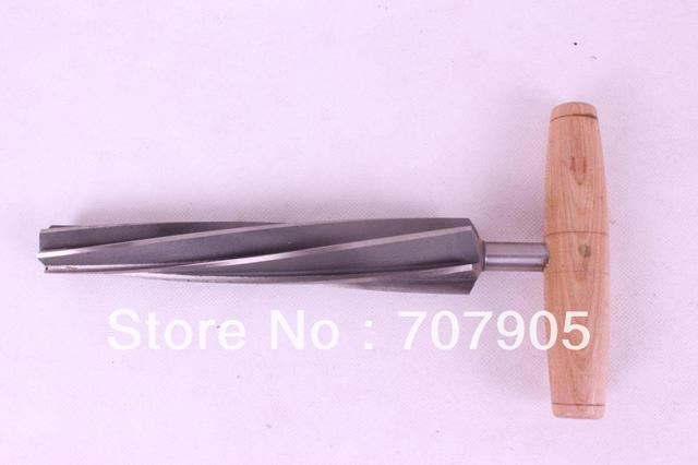 One high quality screw type double bass end pin reamer,tool #Q32