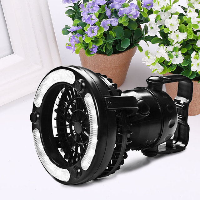 2019 Drop Shpping LED Fans Lights for Outdoor
