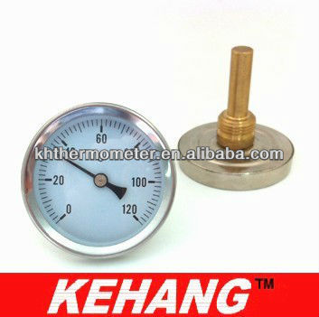 63mm water temperature gauge