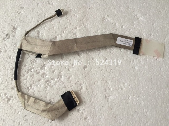 New  Laptop LCD Cable for Toshiba  M800 U400 U405 DD0BU2LC000