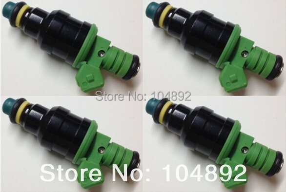 4pcs / Lot 100% Brand New 440cc Fuel Injectors 0280150558 0280 150 558 Nozzles for Ford Toyota 86 / FRS Subaru BRZ