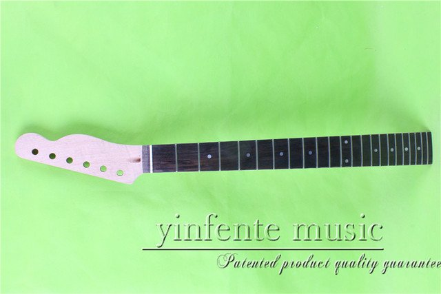 "25.5"" Electric guitar neck mahogany made  rosewood fingerboard fine quality  22 fret"