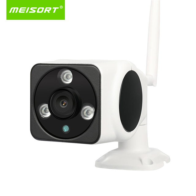 Meisort Fisheye Panoramic 360 degree IP67 Waterproof wifi Camera IP Camera 960P IR night vision night view wi-fi Camera Onvif