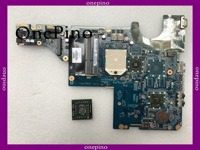 DA0AX2MB6E1 For HP laptop mainboard 623915-001 CQ56 G56 CQ62 laptop motherboard,100% Tested 60 days warranty