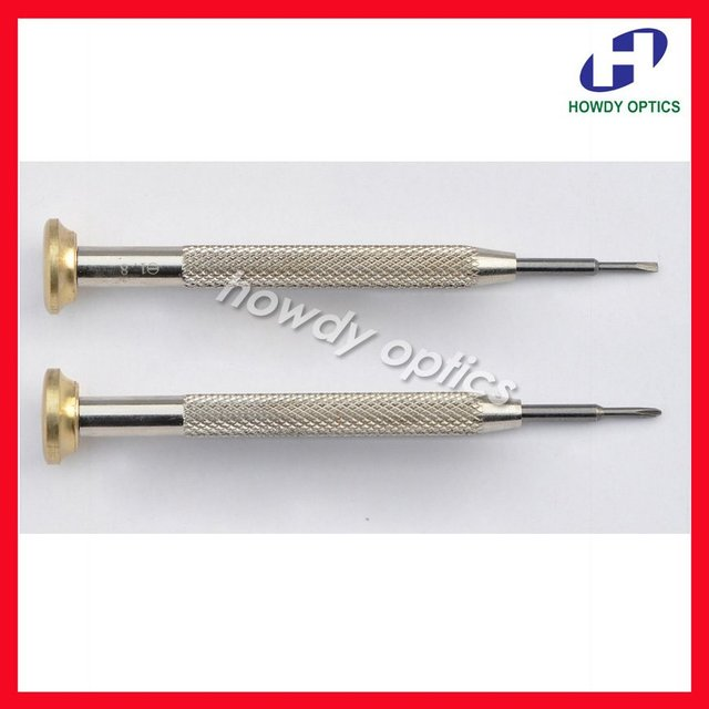Quality screwdriver,2 pcs a kit,glasses hand tool,glasses repairing tool,lowest shipping cost!