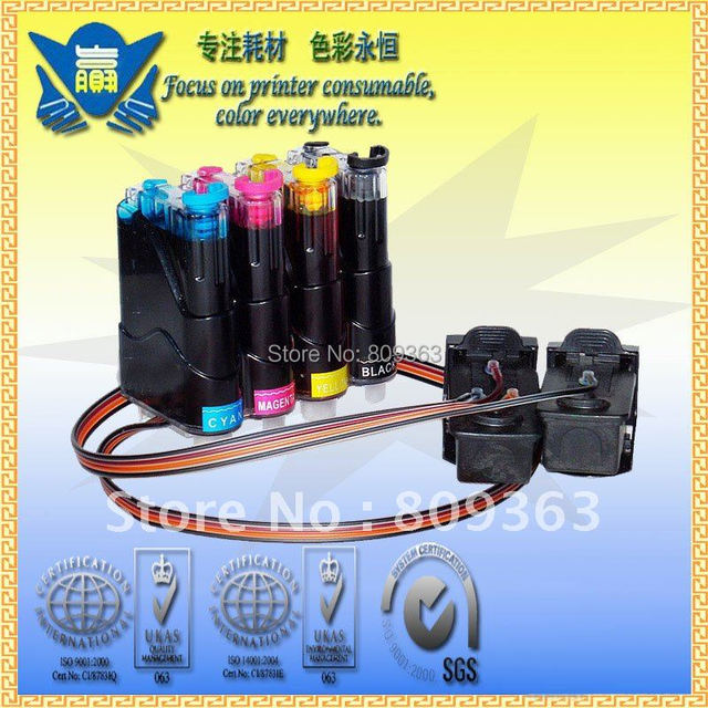 CISS For PG245,CL246, Continuous Ink System for Canon MG2400 MG2500 IP2880 MG2520