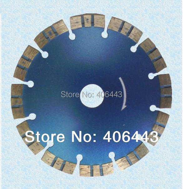 """5"""" diamond turbo saw blade for dry cutting marble and granite slab 125mm*22.23mm / 25.4mm"""