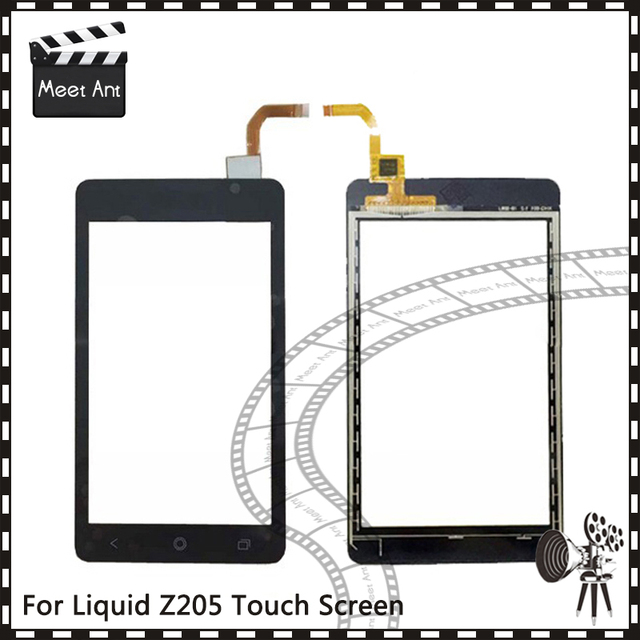 "Replacement High Quality 4.0"" For Acer Liquid Z205 Touch Screen Digitizer Sensor Outer Glass Lens Panel"