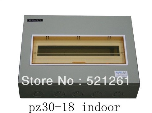 PZ30 Electrical Metal Power Distribution Box switch box pz30-18 indoor surface mount box