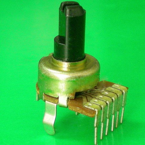 RK1212G 12mm Size Rotary A10K Potentiometer