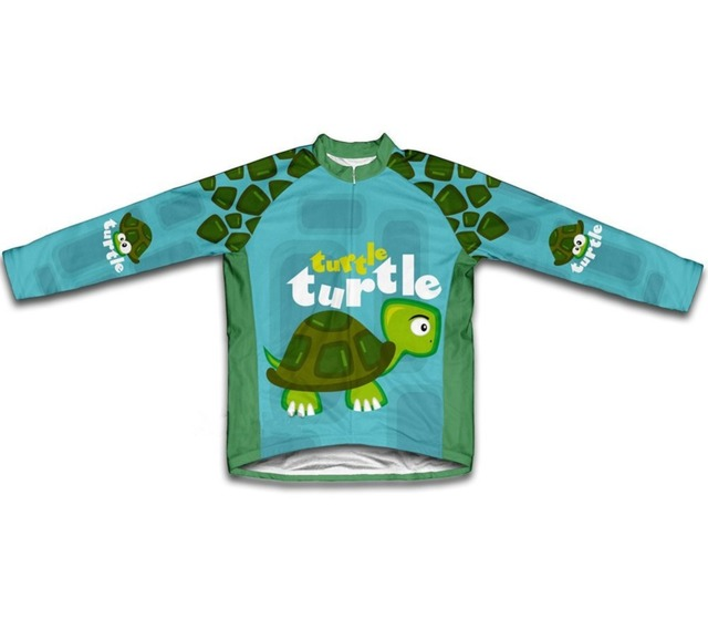 Shy Turtle Winter Cycling Jersey !!! Winter Fleeced Ropa Ciclismo Bike Cycle Maillot Bicycle Wear MTB Cycling Clothing