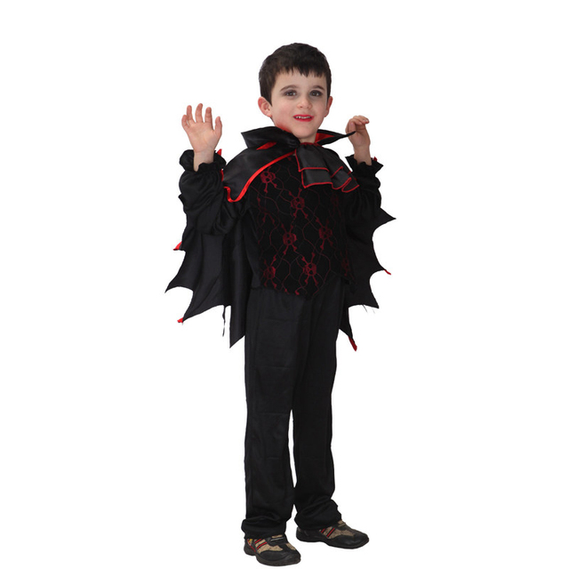 Purim costume for kids vampire boys girl child children Carnival Party fancy dress Carnival Party Cosplay Christmas  Halloween
