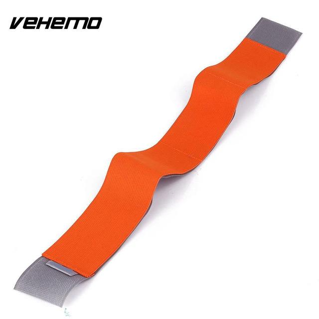 Car Trunk Interior Strap Fixed Storage Tidying Sticky Tape Supplies 20CM