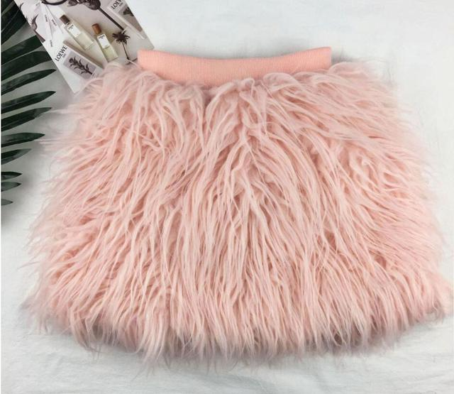2017 Tassel Skirts For Girls Baby, Princess Kids Fall Pink Fashion Skirts  Wholesale 5 pcs/lot, Free Shipping