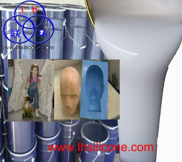 selling RTV-2 silicone rubber for molding
