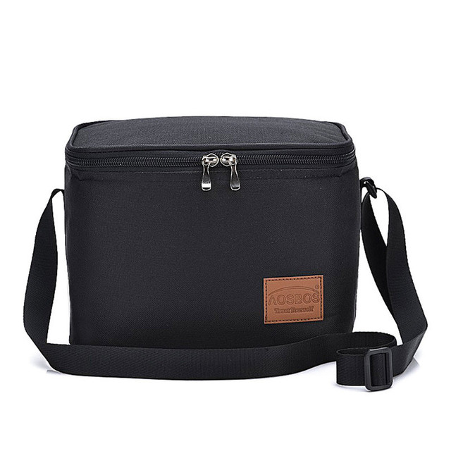 MINOFIOUS New Fresh Insulation Cold Bales Thermal Oxford Lunch Bag Waterproof Convenient Leisure Bag Cute Flamingo Cuctas Tote