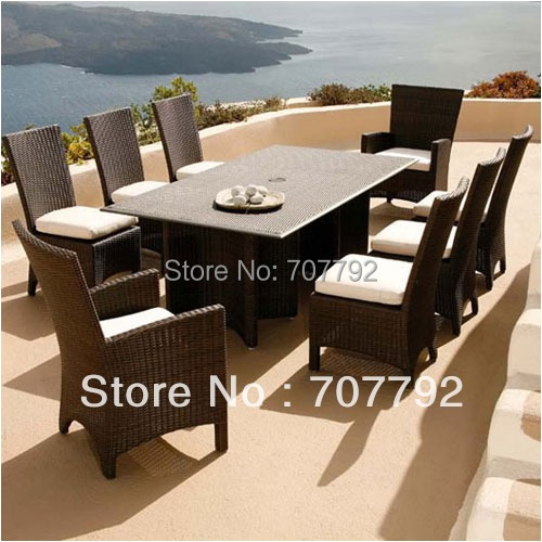 New Style outdoor fancy table setting
