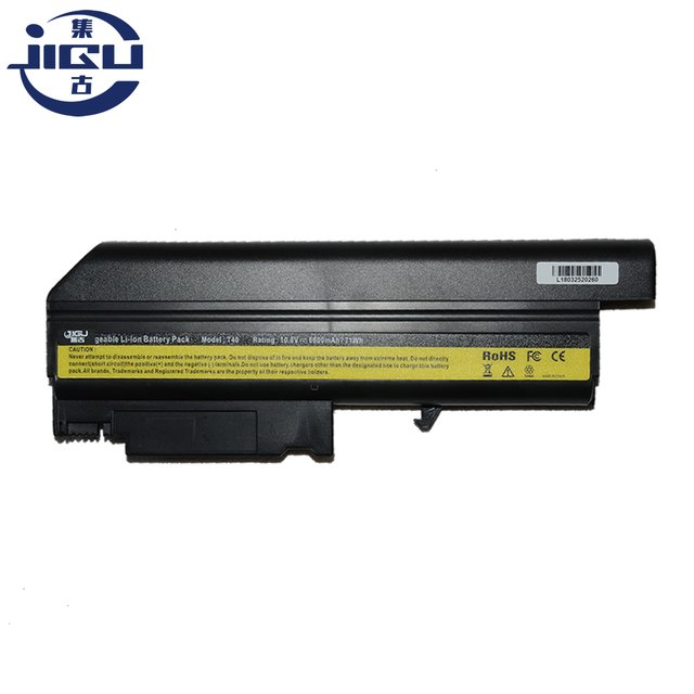 JIGU Laptop Battery FRU 08K8193 for IBM Lenovo ThinkPad R50 R50E R50P R51 R51e R52 T40 T40P T41 T41P T42 T42P T43 T43P Series