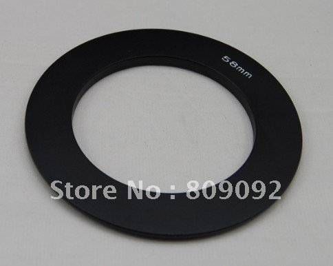 GODOX  Aluminum Alloy 58mm Stepping Ring for Square Filter