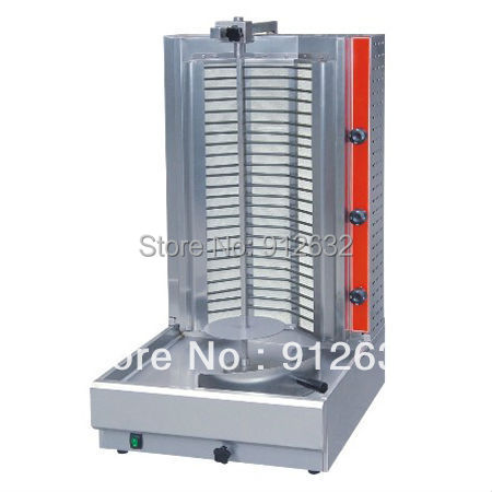 RYPE-2 Adjustable EMEA Electric Kebabs and corn grill, Turkey grill  Electric Vertical Broiler