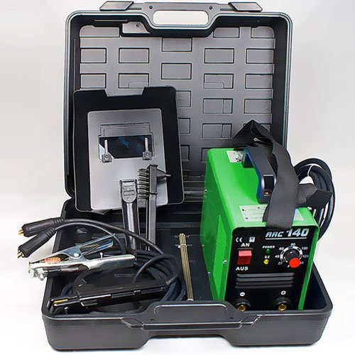Popular IGBT DC Inverter welding equipment MMA welding machine ARC-140welder, with complete accessories