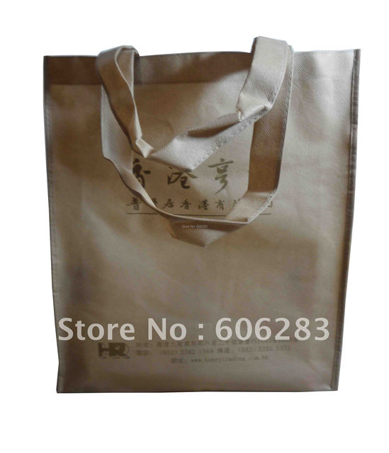 30*35*8CM Supermarket shopping tote bag ,shopping bag with own logo own size