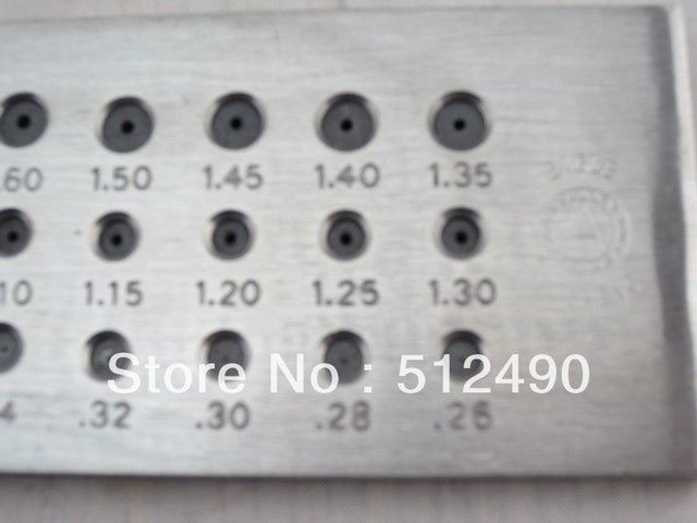 Jewelry drawplate,Jewelry drawplate with all size ,tungsten carbide drawplate