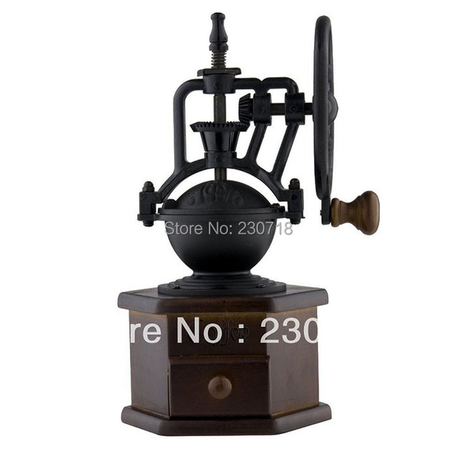 Manual  Grinder  Hand Crank Coffee Grinder  Ceramic grinding coremore durable than cast iron cast iron milling without odor