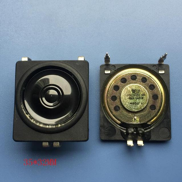 35*32mm 0.5W 8ohm speaker horn with holder box