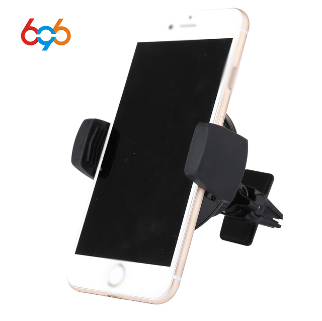 696 Qi Wireless Charger Car Holder for iPhone X Car Wireless Charger Pad Mount Fast For Samsung S7 S8 Note 8 For iPhone 8
