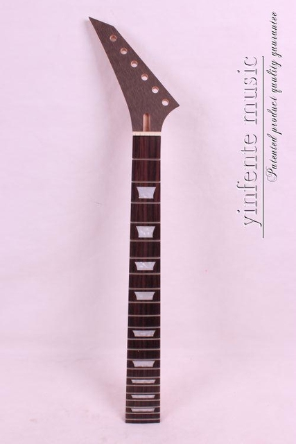 100# New High Quality Unfinished electric guitar neck Mahogany  rose wood fingerboard  100#