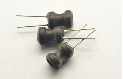 100PCS 10UH 8*10mm dip Radial Leaded Power inductor 8x10mm