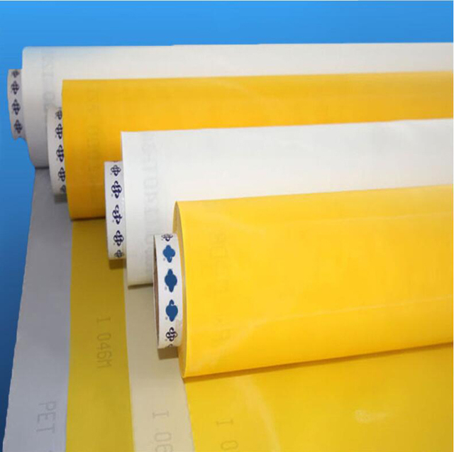 Free shipping 5 meters (5 yards) Cheap and discount 48T 120M polyester silk screen printing mesh 127cm width