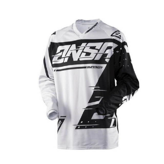 TOP Off Road jerseys  new motocross jersey mtb Downhill maillot ciclismo hombre mx dh Motorcycle Long Sleeve Racing Shirt F