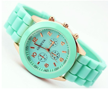 Fashion & casual Watch silica gel unisex student sports table women's Watches Men's Sports Watches lover's wristwatches