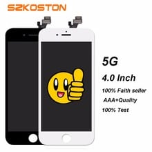 """Luxury A+++ 4""""LCD Screen Replacement for iPhone 5 5s 5c LCD Display Touch Screen Digitizer Assembly with Tool kits"""