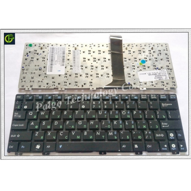 Russian RU Keyboard for Asus Eee PC EPC 1015 1015B 1015PN 1015PW 1015T 1011px 1015BX 1015CX 1015PX 1025 1025C TF101 1025CE RU