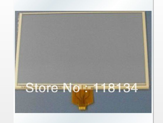 Free shipping Wholeasle New LMS430HF17-002 touch screen digitizer,for Tomtom GO 750 touch panel,