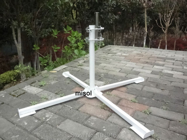 Steel stand for Weather Station Mounting