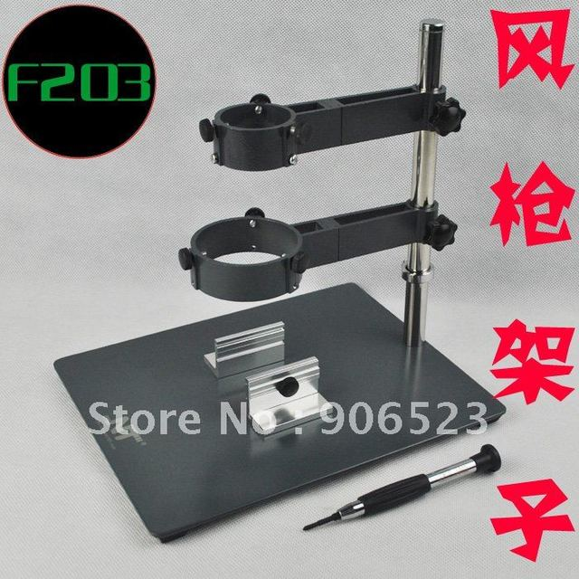 hot air gun support holder with fixture for SMD BGA solder station NT F203