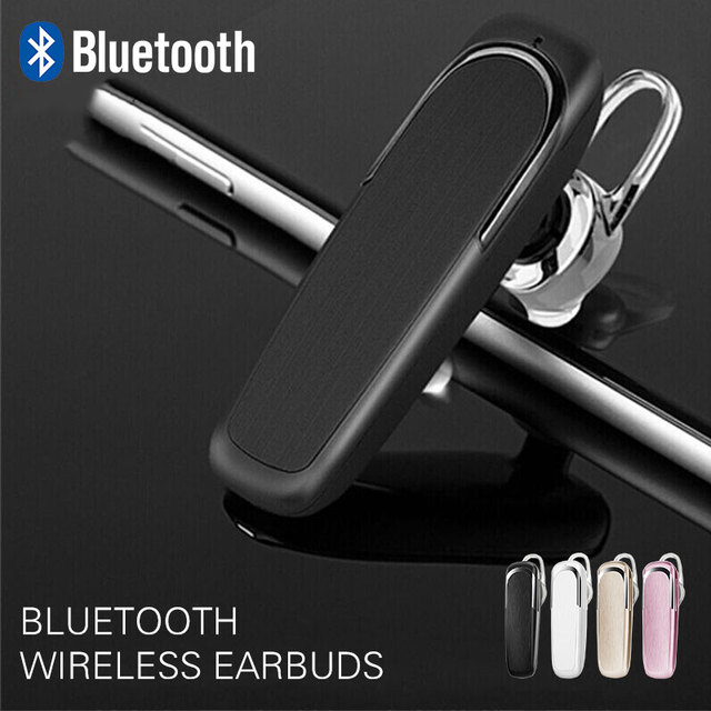 New Bluetooth V4.1 Wireless Stereo Earphone Portable Handsfree Headset for Smart Phone Fashion