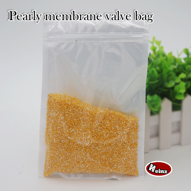 12*22cm White Clear Self Seal Zipper Plastic Packaging Bag, Ziplock Zip Lock Bag  Package with Hang Hole. Spot 100/ package